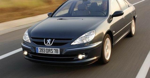 2008 Peugeot 607 2.7 V6 HDi  第1張相片