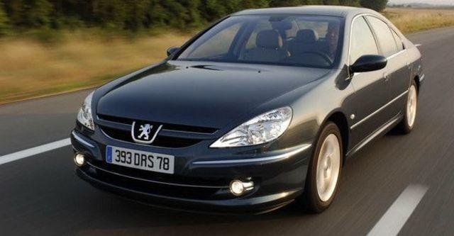 2008 Peugeot 607 2.7 V6 HDi  第3張相片