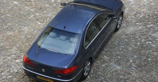 2008 Peugeot 607 2.7 V6 HDi  第8張相片