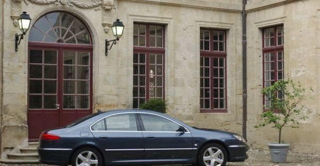 2008 Peugeot 607 2.7 V6 HDi  第10張相片