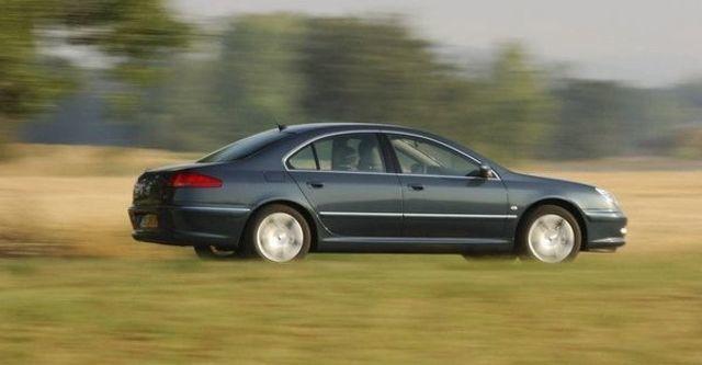 2008 Peugeot 607 2.7 V6 HDi  第11張相片