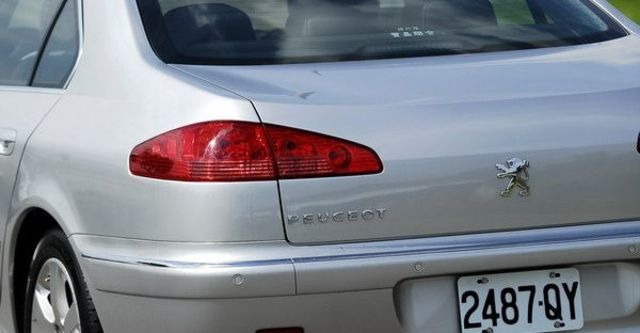 2008 Peugeot 607 2.7 V6 HDi  第15張相片