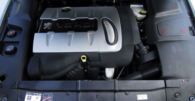 2008 Peugeot 607 2.7 V6 HDi  第22張相片