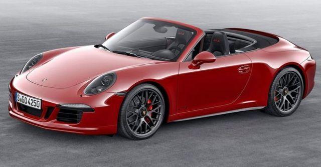 2015 Porsche 911 Carrera GTS Cabriolet  第1張相片