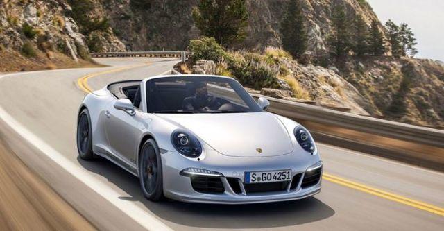 2015 Porsche 911 Carrera GTS Cabriolet  第7張相片