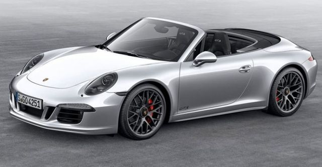 2015 Porsche 911 Carrera GTS Cabriolet  第8張相片