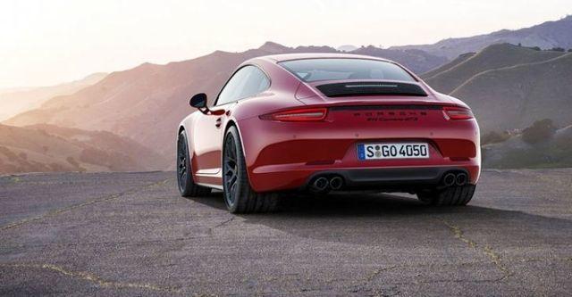 2015 Porsche 911 Carrera GTS Coupe  第2張相片
