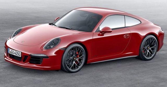 2015 Porsche 911 Carrera GTS Coupe  第3張相片