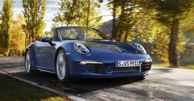 2015 Porsche 911 Carrera 4 Cabriolet  第1張相片