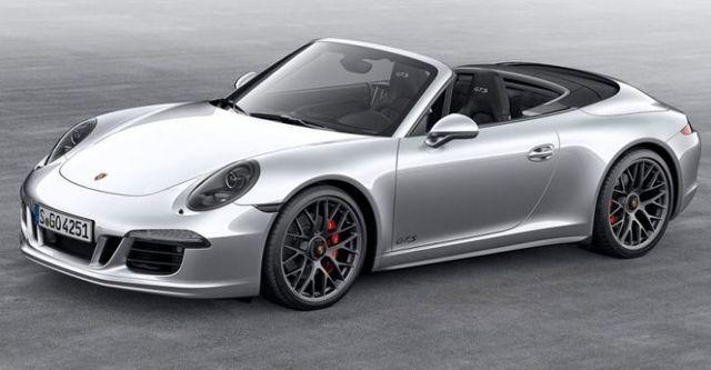 2015 Porsche 911 Carrera 4 GTS Cabriolet  第1張相片