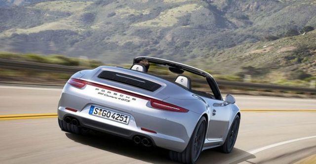 2015 Porsche 911 Carrera 4 GTS Cabriolet  第3張相片