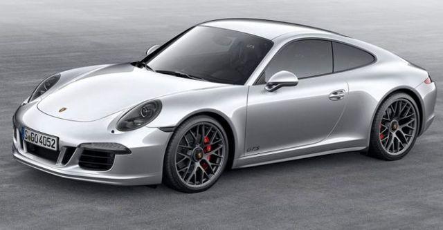 2015 Porsche 911 Carrera 4 GTS Coupe  第1張相片