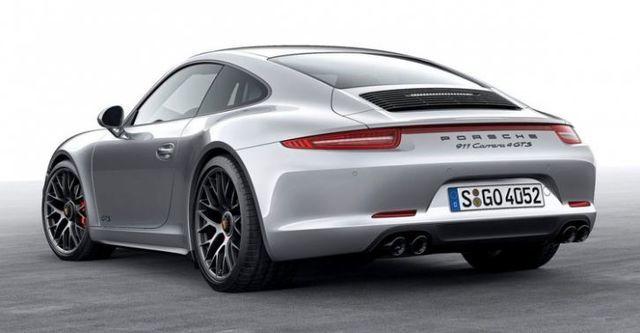 2015 Porsche 911 Carrera 4 GTS Coupe  第2張相片