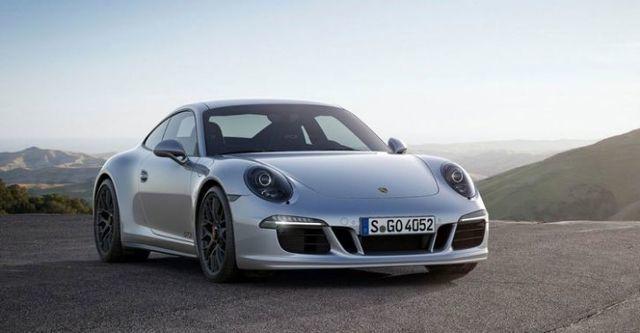 2015 Porsche 911 Carrera 4 GTS Coupe  第3張相片