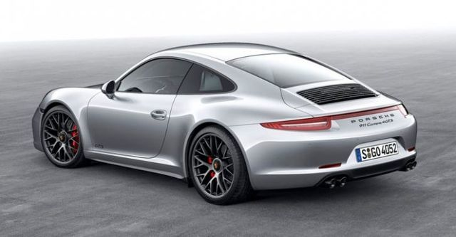 2015 Porsche 911 Carrera 4 GTS Coupe  第6張相片