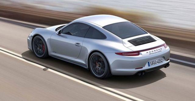 2015 Porsche 911 Carrera 4 GTS Coupe  第8張相片