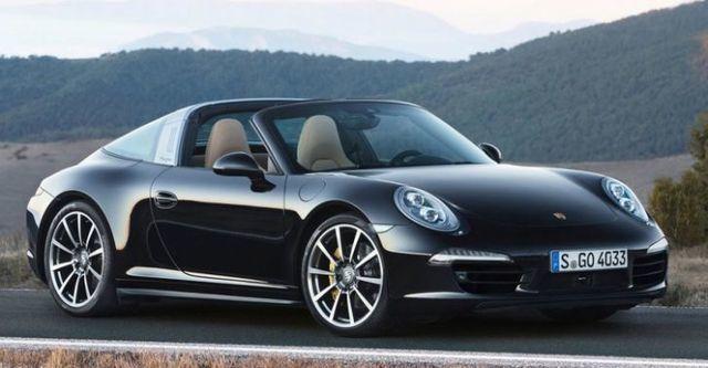 2015 Porsche 911 Targa 4S  第1張相片