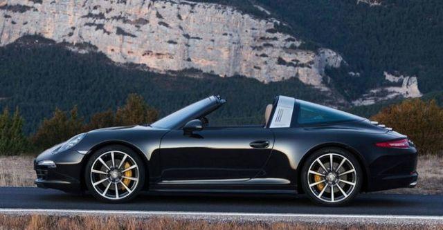2015 Porsche 911 Targa 4S  第6張相片
