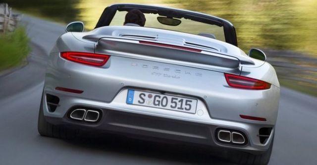 2015 Porsche 911 Turbo Cabriolet  第3張相片