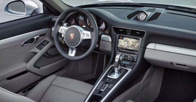 2015 Porsche 911 Turbo Cabriolet  第6張相片