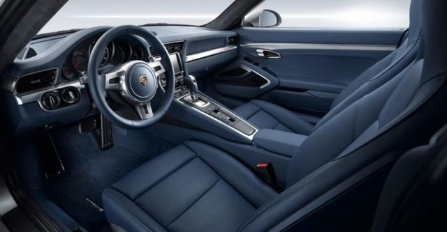 2015 Porsche 911 Turbo Coupe  第7張相片