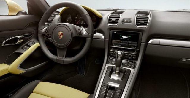 2015 Porsche Boxster 2.7  第8張相片