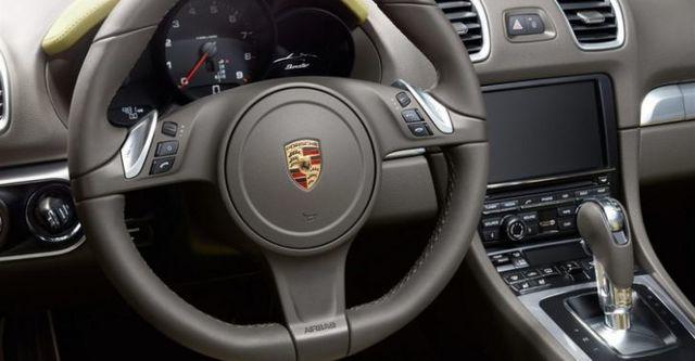 2015 Porsche Boxster 2.7  第9張相片
