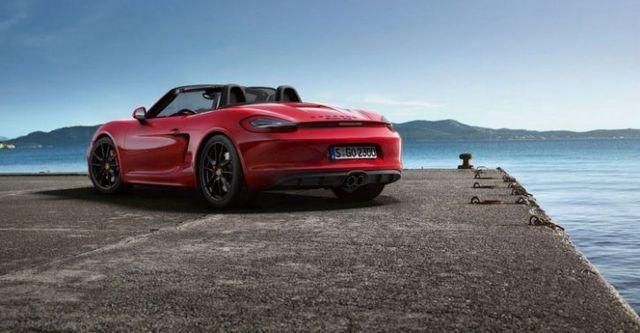2015 Porsche Boxster GTS  第3張相片