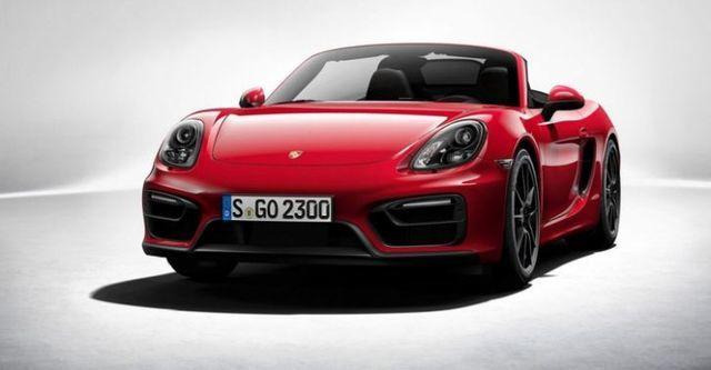 2015 Porsche Boxster GTS  第5張相片