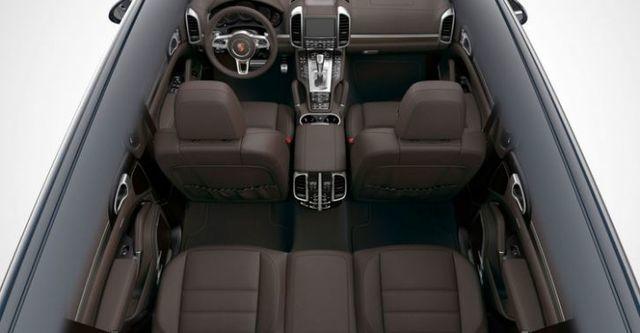 2015 Porsche Cayenne S  第9張相片