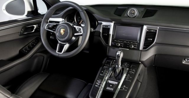 2015 Porsche Macan 2.0T  第10張相片