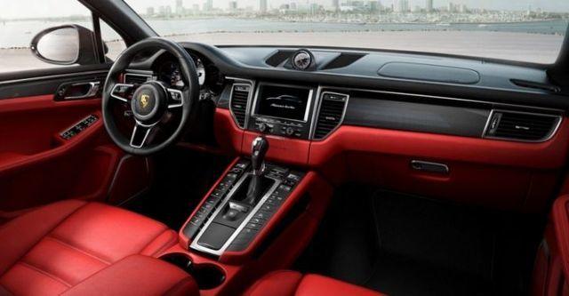 2015 Porsche Macan Turbo  第6張相片