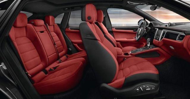 2015 Porsche Macan Turbo  第7張相片