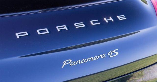 2015 Porsche Panamera 4S  第5張相片