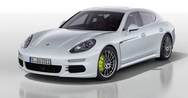 2015 Porsche Panamera S E-Hybrid  第5張相片