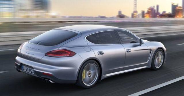 2015 Porsche Panamera Turbo Executive  第4張相片