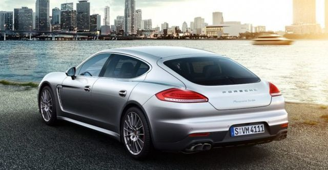 2015 Porsche Panamera Turbo Executive  第5張相片