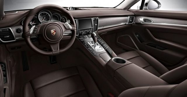 2015 Porsche Panamera Turbo Executive  第6張相片