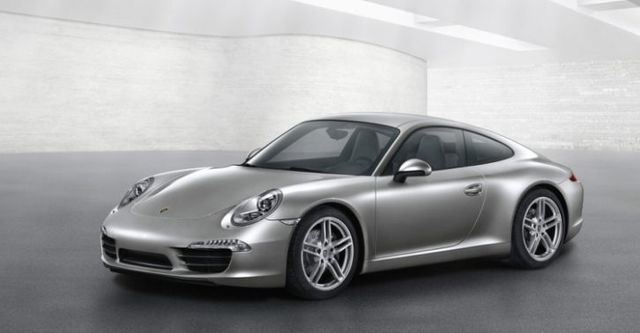 2014 Porsche 911 Carrera Coupe  第1張相片