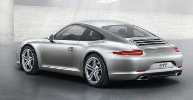 2014 Porsche 911 Carrera Coupe  第2張相片