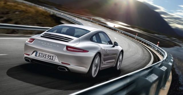 2014 Porsche 911 Carrera Coupe  第3張相片