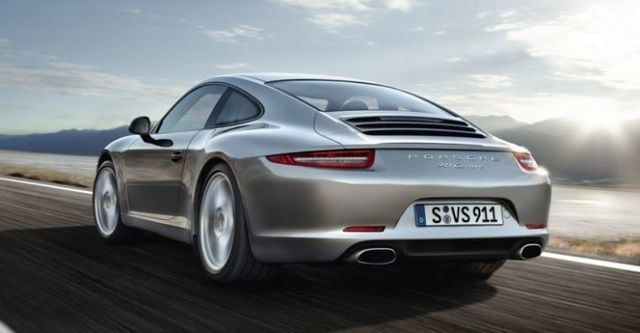 2014 Porsche 911 Carrera Coupe  第4張相片