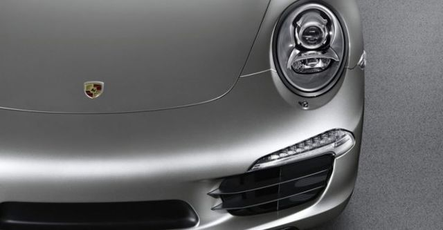 2014 Porsche 911 Carrera Coupe  第5張相片