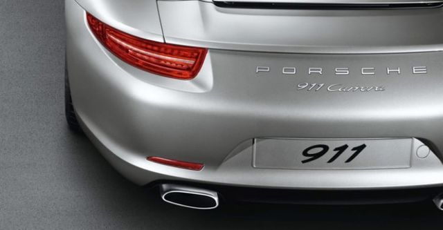 2014 Porsche 911 Carrera Coupe  第6張相片