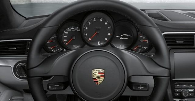2014 Porsche 911 Carrera Coupe  第8張相片