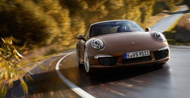 2014 Porsche 911 Carrera 4 Coupe  第1張相片