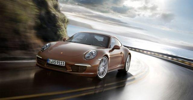 2014 Porsche 911 Carrera 4 Coupe  第2張相片