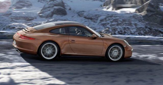 2014 Porsche 911 Carrera 4 Coupe  第5張相片