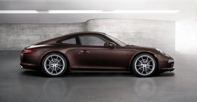 2014 Porsche 911 Carrera 4 Coupe  第6張相片