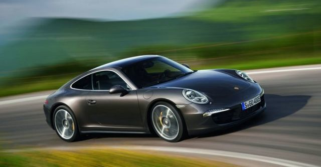 2014 Porsche 911 Carrera 4 S Coupe  第2張相片